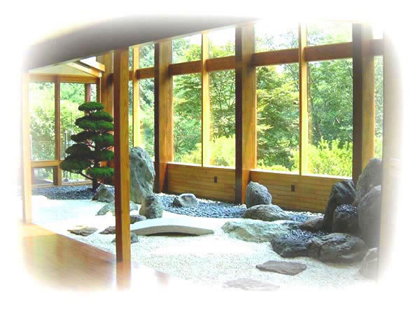 Japanese Garden Interior Design